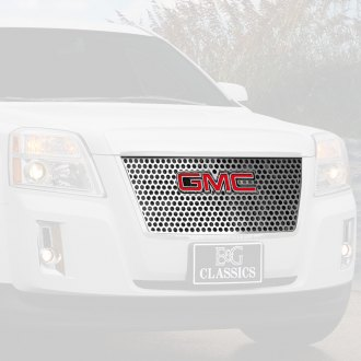 "E&G Classics® - Denali ""Z"" Style Punch Hole CNC Machined Grille"