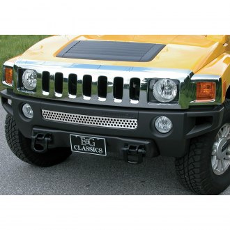 "E&G Classics® - ""Z"" Style Polished Bumper Grille"