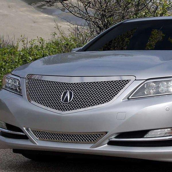 Acura RLX Without Adaptive Cruise Control
