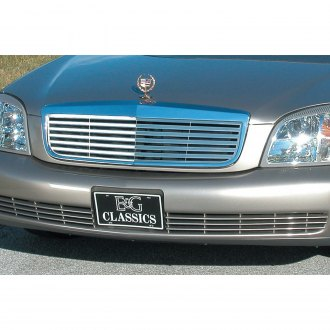 "E&G Classics® - Classic Series 3D ""Z"" Style Polished Main Grille"