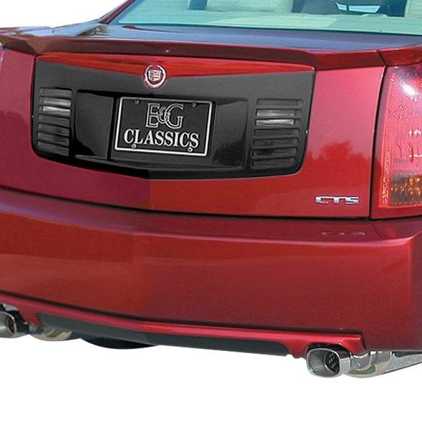 Cadillac CTS 2003-2007 Louvered Bezels