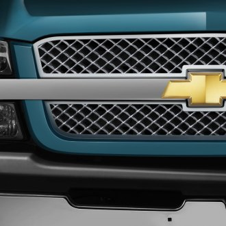 "E&G Classics® - 2-Pc ""Z"" Style Polished Main Grille"