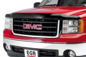 Image may not reflect your exact vehicle! EGR® - SuperGuard Smoke Hood Shield