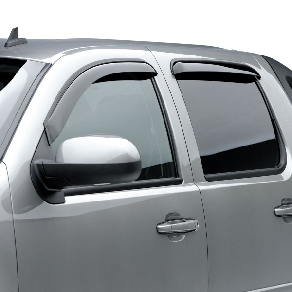 EGR® - Tape-On Dark Smoke Window Visors