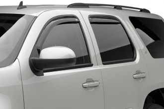 EGR® - In-Channel Window Visors