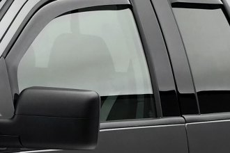 EGR® - In-Channel Dark Smoke Window Visors