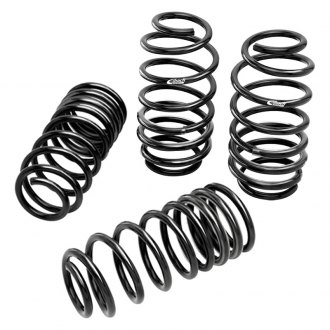 "Eibach® - 1.5"" x 1.7"" Pro-Kit Front and Rear Lowering Coil Springs"