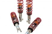 Eibach® - Pro-Street-S Front and Rear Lowering Coilovers