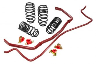 "Eibach® 35134.880 - 0.8"" x 0.8"" Pro-Plus Lowering Kit"