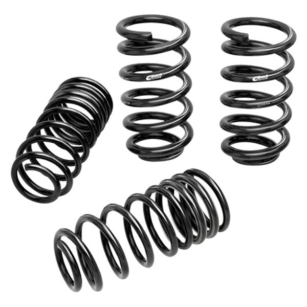 "Eibach® - 2"" x 3"" SUV Pro-Kit Front and Rear Lowering Coil Springs"