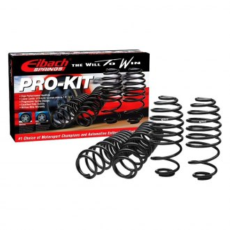 "Eibach® - 4"" Pro-Kit Front Lowering Coil Springs"