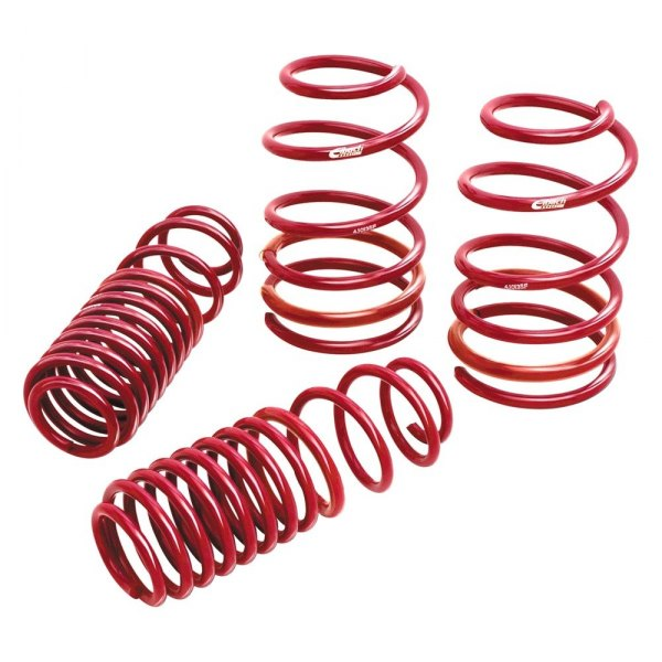 "Eibach® - 2"" x 2"" Sportline Front and Rear Lowering Coil Springs"