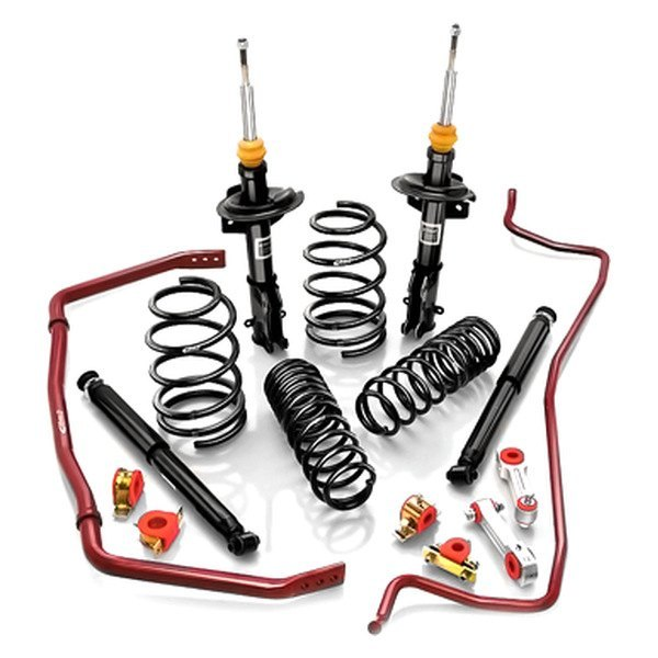 Eibach® - Pro-System-Plus Front and Rear Lowering Kit