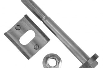 Eibach® - Pro-Alignment Rear Camber Bolt/Plate Kit
