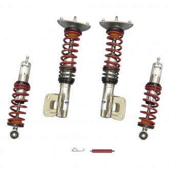 Eibach® - Multi-Pro Front and Rear Lowering Coilovers