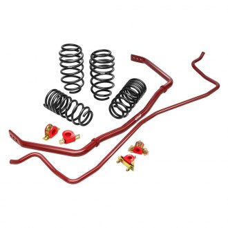 Eibach® - Pro-Plus Front and Rear Lowering Kit