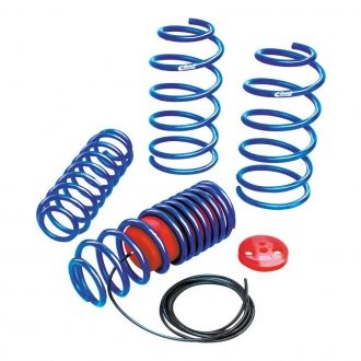 Eibach® - Drag-Launch Front and Rear Coil Spring Kit