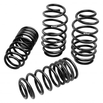 Eibach® - Pro-Kit Front and Rear Lowering Coil Springs