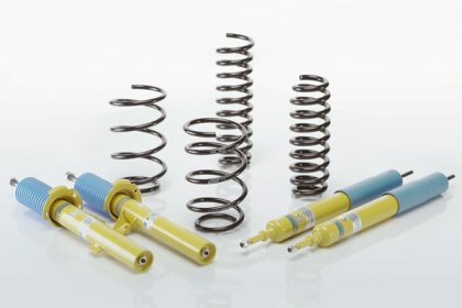 "E10-72-012-02-22 - Eibach® 1"" x 0.8"" Pro-Kit Front and Rear Lowering Coil Springs Video (Full HD)"