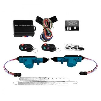 Electric-Life® - Power Door Lock and Keyless Entry Kit