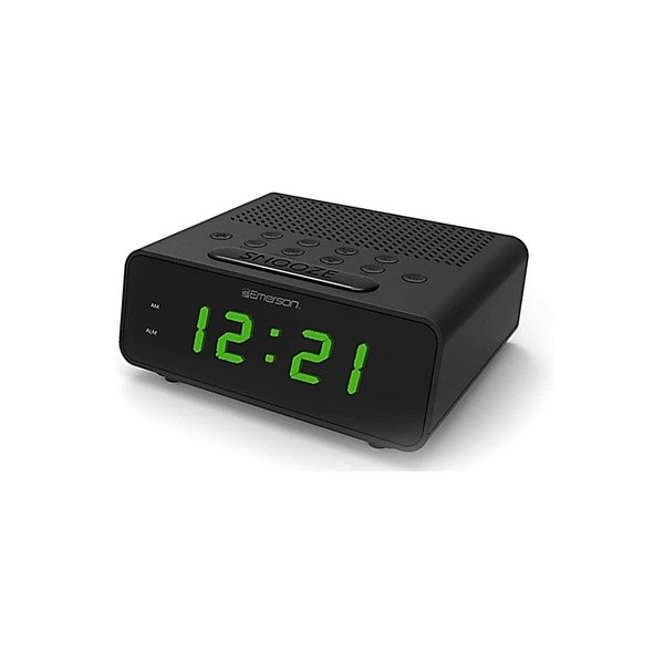 emerson radio cks1800 smartset clock radio. Black Bedroom Furniture Sets. Home Design Ideas