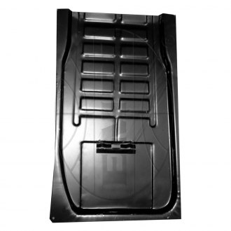 EMPI® - Rear Passenger Side Floor Pan Patch Section