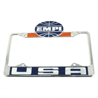 EMPI® - License Plate Frame with USA EMPI Logo