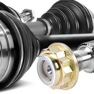 EMPI® - Driver Axle Assembly