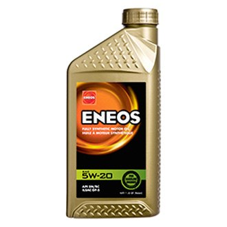 Eneos® - Fully Synthetic™ SAE 5W-20 Synthetic 1 Quart Motor Oil Bottle