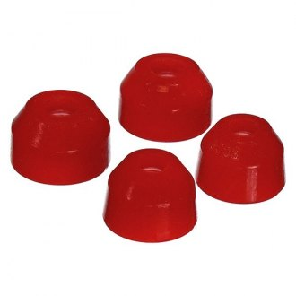 Energy Suspension 9.13128R Red Polyurethane Ball Joint Dust Boot Set