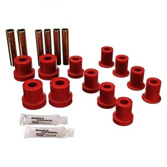 Energy Suspension® - Hyper-Flex™ Leaf Spring Bushings
