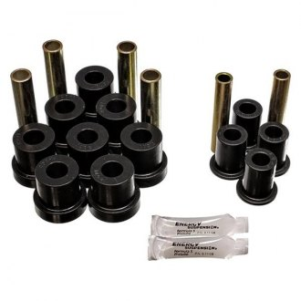 Energy Suspension® - Hyper-Flex™ Front Leaf Spring Bushing Set