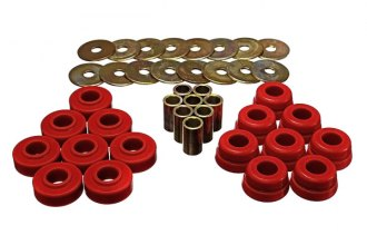Energy Suspension® 3.4126R - Body Mount Bushing Kit