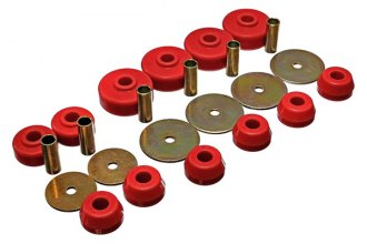 Energy Suspension® 8.4101R - Body Mount Bushing Kit