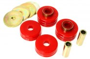 Energy Suspension® - Mount/Isolator Set with Soft Bushings (Red)