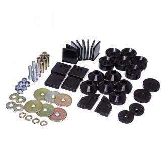 "Energy Suspension® - 0"" Front and Rear Body Mount Kit"