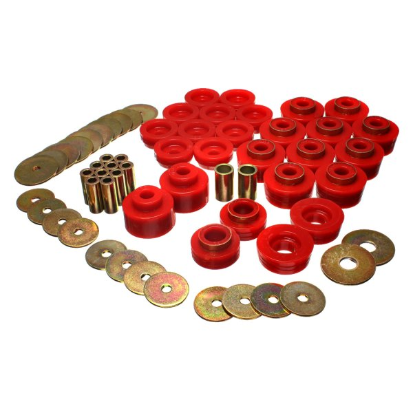 Energy Suspension® - Front and Rear Body Mount Kit
