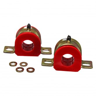 Energy Suspension® - Front and Rear Greasable Sway Bar Bushings
