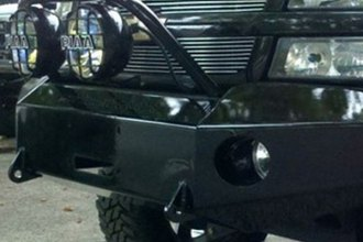 ENGO® - Front Winch Bumper with Pre-Runner Tube