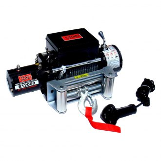 ENGO® - EPF12000 12,000 lb. Electric Winch with Steel Cable