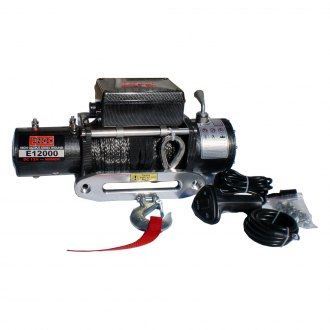 ENGO® - EPF12000S 12,000 lb. Electric Winch with Synthetic Rope