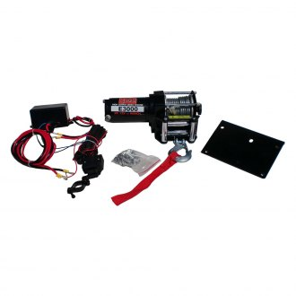 ENGO® - U3000 3000 lbs ATV Electric Winch