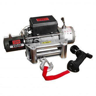 ENGO® - E9000 9,000 lb. Electric Winch with Steel Cable