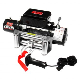 ENGO® - EPF10000 10,000 lb. Electric Winch with Steel Cable