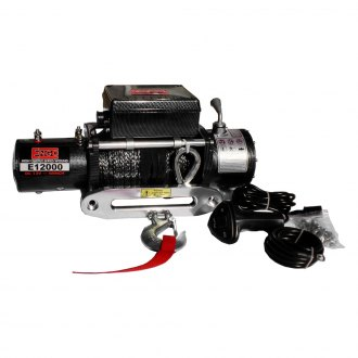 ENGO® - EPF10000S 10,000 lb. Electric Winch with Synthetic Rope