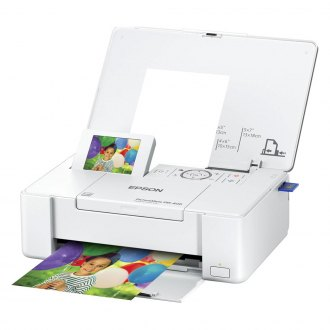 Epson® - PictureMate PM-400 Personal Photo Printer
