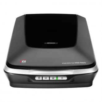 Epson® - Perfection V550 Photo Color Scanner
