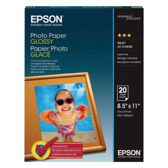 Epson® - Glossy Photo Paper