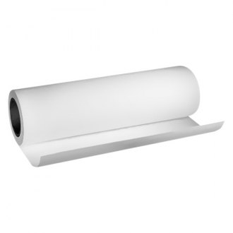 "Epson® - 17"" x 50' Hot Press Smooth Matte Roll Paper"