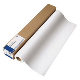 "Epson® - Somerset Velvet Paper Roll, 255 g, 24"" x 50 ft, White"